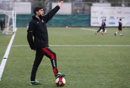 """Campus Eur, Stuffetto: """"Speriamo nella ripresa, la partita è l'allenamento più completo"""""""