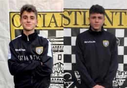"""Ostiantica, Anastasi e Rizzo: """"Abbiamo tanta voglia di ricominciare con il campionato"""""""