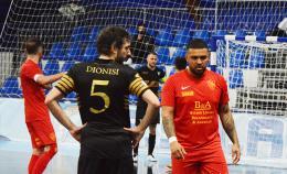 La Roma vince il derby del PalaGems contro la Lazio