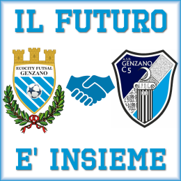Ecocity Futsal Genzano e Genzano C5 insieme!
