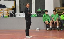 """C- Green Volley, Colasanti: """"La nostra un'ottima prestazione"""""""