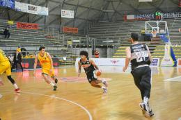 A2- Troppa Scafati per l'Eurobasket: addio Final 8 di Coppa
