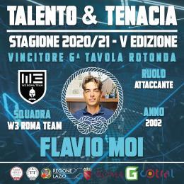 T&T, 6ª Tavola Rotonda: parla il vincitore Flavio Moi