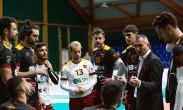 A3 - Roma a caccia di punti nel derby con il Tuscania