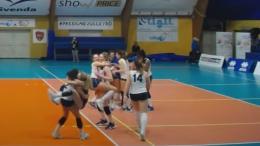 B1- Volleyrò, vittoria pesante: Altino ko e sorpasso in classifica