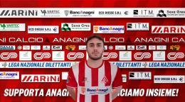 Città di Anagni, un colpo al giorno: torna Mattia Cipriani