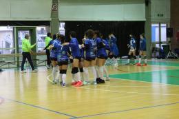 C- Primo stop Terracina. Vince la Giò Volley Aprilia al quinto set