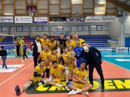 A3 - Sabaudia torna a vincere. Lecce sconfitto