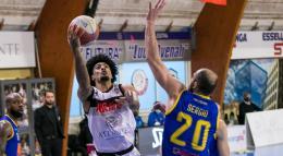 A2- Eurobasket beffata per un punto: Scafati vince ancora contro i capitolini