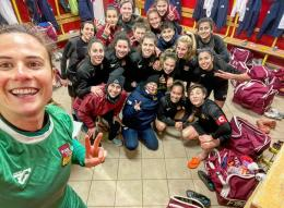La Roma Calcio Femminile mette la quinta: espugnata Perugia
