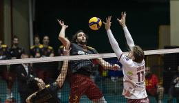 A3 - La Roma Volley va a caccia dell'ottavo posto