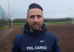"""Carso, Bignozzi: """"Situazione dura per ragazzi e tecnici, ma vietato mollare!"""""""