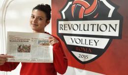 #schiacciaunselfie Revolution, l'equilibrista Cardillo: tra esami e attacchi vincenti
