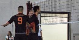 C- Roma XX si aggiudica la maratona: Roma Volley ko al tie break
