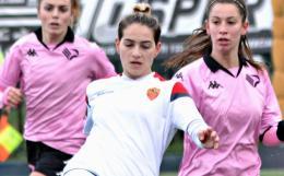 Rossi salva la Res Women: è pari contro il Chieti