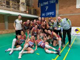 B1- Sant'Elia risponde presente: Trevi ko e Volleyrò non scappa