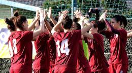 Esulta il Pontedera: stoppata la Roma Calcio Femminile