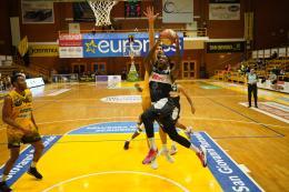 A2- L'Eurobasket ritrova la vittoria: colpo capitolino a San Severo