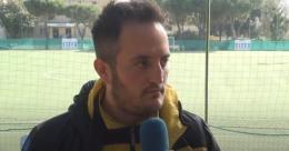 Atletico Lariano: lo stop non preoccupa, parola di Palmieri