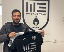 La W3 Toma Team rinforza la difesa: ufficiale Danilo Porcacchia