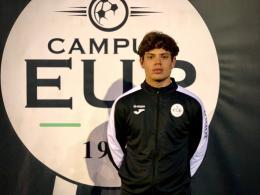 Il Campus Eur puntella l'attacco con Max Bucur