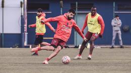 """Massella: """"Felice di tornare a giocare, per me e per tutti i ragazzi che vivono di calcio"""""""