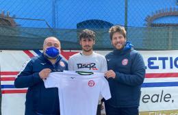 Atletico Lodigiani: dal Montespaccato ecco Francesco Demofonti