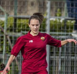 La Roma Calcio Femminile è di un altro pianeta: travolto il Ravenna