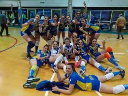 C - Futura Terracina, il big match è tuo! Volley Terracina ko