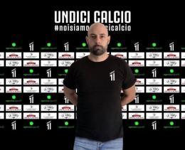 """Undici Calcio, De Michele: """"Scontato che non saremmo ripartiti"""""""