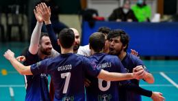 C - Athlon, undicesima vittoria di fila: Roma XX al tappeto in 3 set