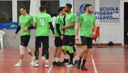 C- Sempre la solita Green Volley: Roma battuta, primato al sicuro