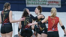 C- Sussulto della Revolution: Volley Friends piegata in 3 set