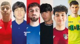 Parola di capitano: Gargiulo, Rizzo, Cipriani, Privitera, Marzocca, Valerio