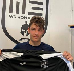 Stefano Grimaldi riparte dalla W3 Roma Team, altro bel colpo dei bianconeri