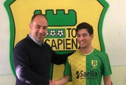 Primo rinforzo della Pro Calcio: dal Torrenova ecco Marvosi