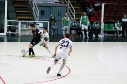 L'Aniene cade contro il Sandro Abate e saluta la Coppa Italia