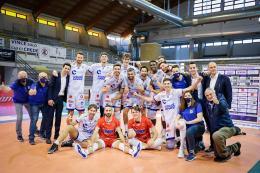 Top Volley, i playoff iniziano con una grande vittoria