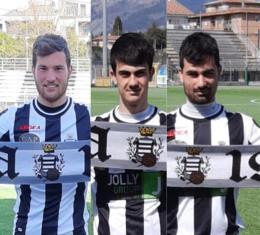 Sora, altro tris per puntare alla Serie D: Calzetta e i fratelli Galeazzi