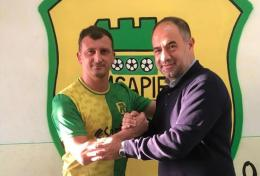Grande ritorno alla Pro Calcio: Daniele Barile ritrova i gialloverdi