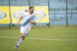 """D'Agostino dopo il colpo a Campobasso """"Ho fatto un gol speciale, ora occhio al Rieti"""""""