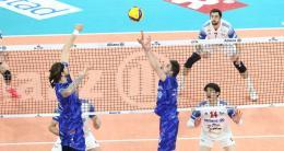 Play off Superlega: Cisterna cade al tie break contro Milano