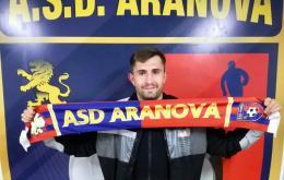 """Aranova, anche Menegat è ufficiale: """"Qui per fare bene e divertirmi"""""""