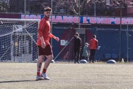 """Unipomezia, De Marco: """"Fisicamente sono pronto. Carico e motivato mentalmente"""""""