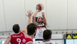 A2 - Eurobasket, che peccato: Chieti vince di un solo punto
