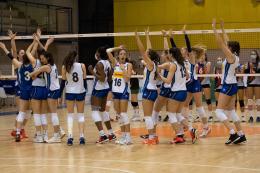 Wevza, doppia finale per l'Italia: alle 19 sfide con il Belgio