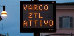 ZTL, tornano attivi i varchi in 5 zone della città