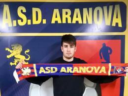 Ancora un rinforzo per l'Aranova: ufficiale l'ex Torrenova Di Biagio