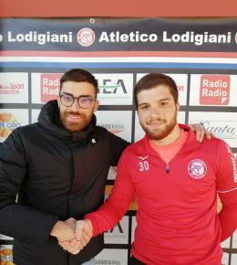 Gabriele Bolletta torna in pista: colpo tra i pali dell'Atletico Lodigiani