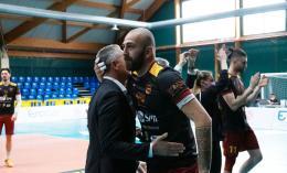 A3 - Termina a Palmi la stagione della Roma Volley